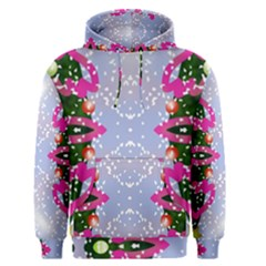 Seamless Tileable Pattern Design Men s Pullover Hoodie