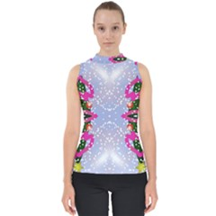 Seamless Tileable Pattern Design Shell Top