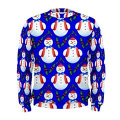 Seamless Repeat Repeating Pattern Men s Sweatshirt