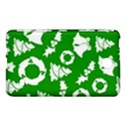 Green White Backdrop Background Card Christmas Samsung Galaxy Tab 4 (8 ) Hardshell Case  View1