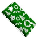 Green White Backdrop Background Card Christmas Samsung Galaxy Tab 4 (8 ) Hardshell Case  View5