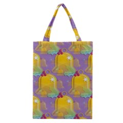 Seamless Repeat Repeating Pattern Classic Tote Bag