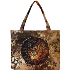 Christmas Bauble Ball About Star Mini Tote Bag