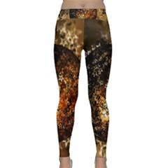 Christmas Bauble Ball About Star Classic Yoga Leggings