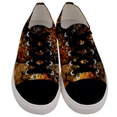 Christmas Bauble Ball About Star Men s Low Top Canvas Sneakers