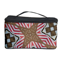 Pattern Texture Moroccan Print Cosmetic Storage Case