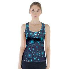 Wallpaper Background Abstract Racer Back Sports Top