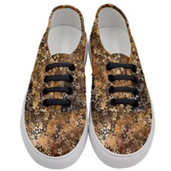 Star Sky Graphic Night Background Women s Classic Low Top Sneakers