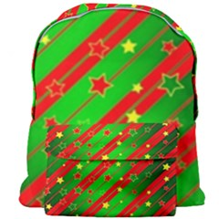 Star Sky Graphic Night Background Giant Full Print Backpack