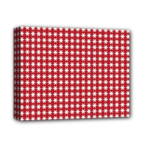 Christmas Paper Wrapping Paper Deluxe Canvas 14  X 11