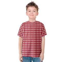 Christmas Paper Wrapping Paper Kids  Cotton Tee