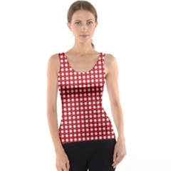 Christmas Paper Wrapping Paper Tank Top