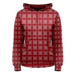 Christmas Paper Wrapping Paper Women s Pullover Hoodie