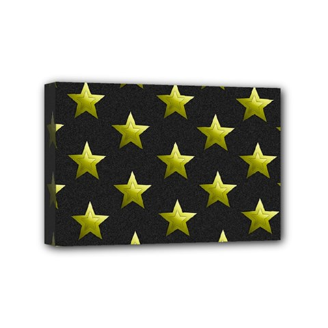 Stars Backgrounds Patterns Shapes Mini Canvas 6  X 4