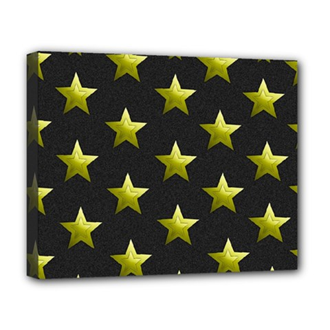 Stars Backgrounds Patterns Shapes Deluxe Canvas 20  X 16