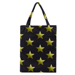 Stars Backgrounds Patterns Shapes Classic Tote Bag