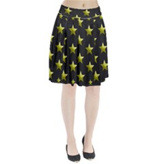 Stars Backgrounds Patterns Shapes Pleated Skirt