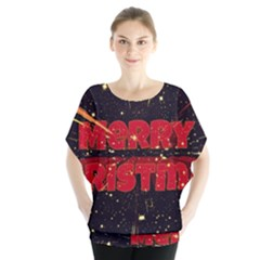 Star Sky Graphic Night Background Blouse