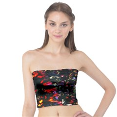 Abstract Background Celebration Tube Top