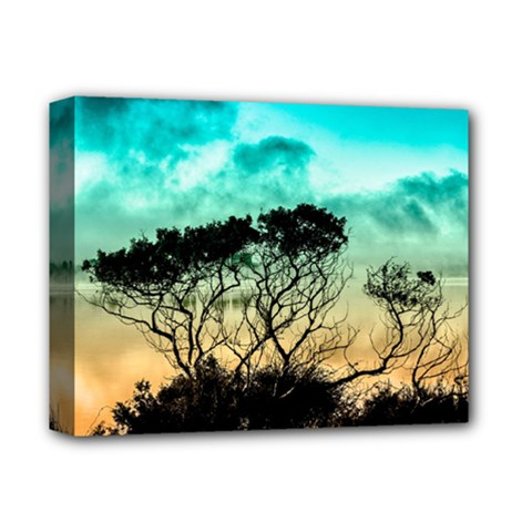 Trees Branches Branch Nature Deluxe Canvas 14  X 11