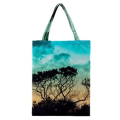 Trees Branches Branch Nature Classic Tote Bag