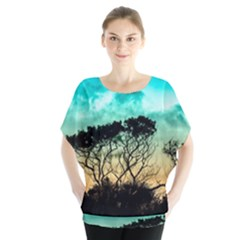 Trees Branches Branch Nature Blouse