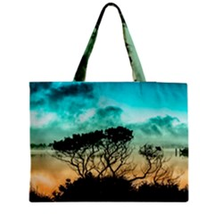 Trees Branches Branch Nature Medium Tote Bag