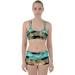 Trees Branches Branch Nature Women s Sports Set