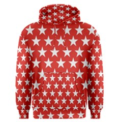 Star Christmas Advent Structure Men s Pullover Hoodie