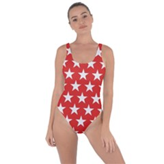 Star Christmas Advent Structure Bring Sexy Back Swimsuit