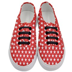 Star Christmas Advent Structure Women s Classic Low Top Sneakers