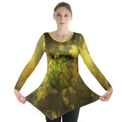 Holiday2017heart Long Sleeve Tunic