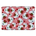 Yeti Xmas pattern Apple iPad Mini Hardshell Case View1