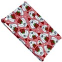 Yeti Xmas pattern Apple iPad Mini Hardshell Case View5