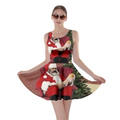 Karl Marx Santa  Skater Dress