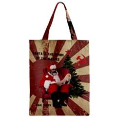 Karl Marx Santa  Classic Tote Bag