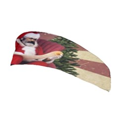 Karl Marx Santa  Stretchable Headband