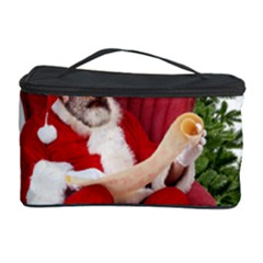 Karl Marx Santa  Cosmetic Storage Case