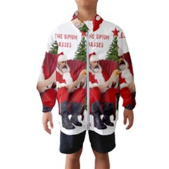 Karl Marx Santa  Wind Breaker (kids)