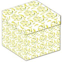Chilli Pepers Pattern Motif Storage Stool 12