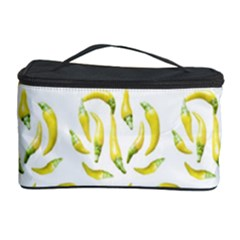 Chilli Pepers Pattern Motif Cosmetic Storage Case