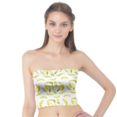 Chilli Pepers Pattern Motif Tube Top