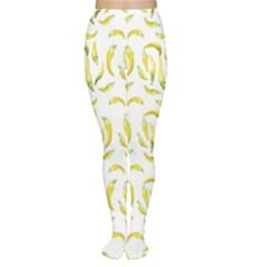 Chilli Pepers Pattern Motif Women s Tights