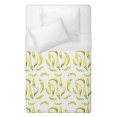 Chilli Pepers Pattern Motif Duvet Cover (single Size)