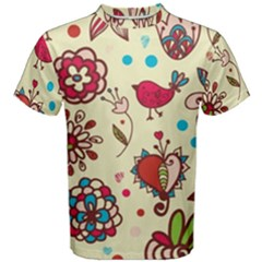 Spring Time Fun Men s Cotton Tee