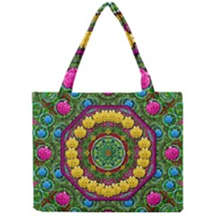 Bohemian Chic In Fantasy Style Mini Tote Bag
