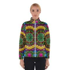 Bohemian Chic In Fantasy Style Winterwear