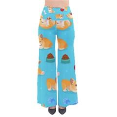 Corgi Pattern Pants
