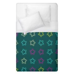 Spray Stars Pattern F Duvet Cover (single Size)