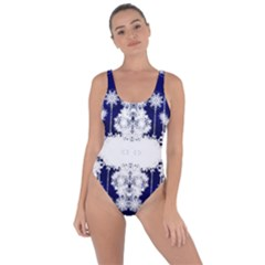 The Effect Of Light  Very Vivid Colours  Fragment Frame Pattern Bring Sexy Back Swimsuit